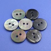 Fashionable 2Holes Mother of Pearl Shirt Sewing Buttons in Bulk