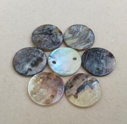 Fashion Agoya Shell Buttons for Custom Clothes Design Label Accessories